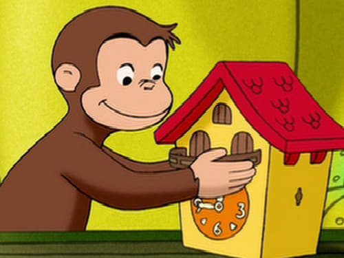 Curious George: Season 1 – Episod Curious George On Time