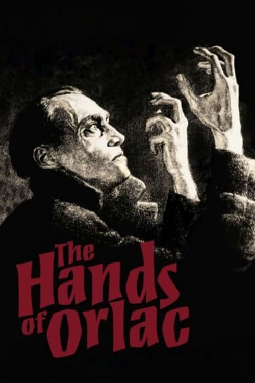 Largescale poster for The Hands of Orlac