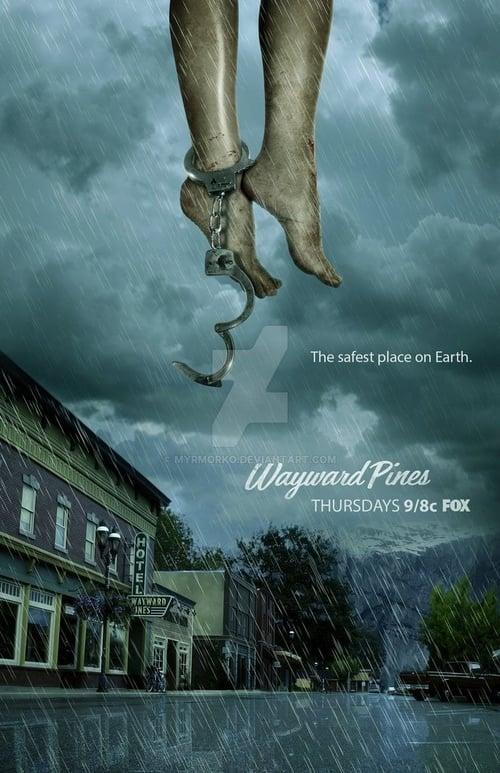 Wayward Pines - Drama / 2015 / ab 12 Jahre / 2 Staffeln