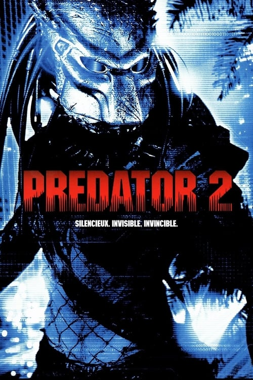 Regarder Predator 2 (1990) Streaming HD FR
