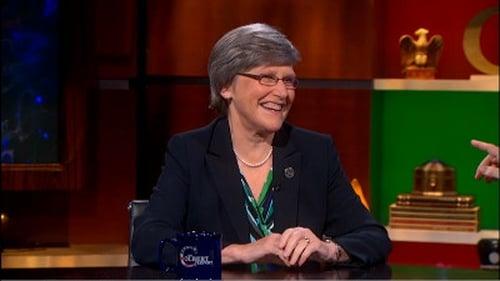 The Colbert Report: Season 9 – Episode Simone Campbell
