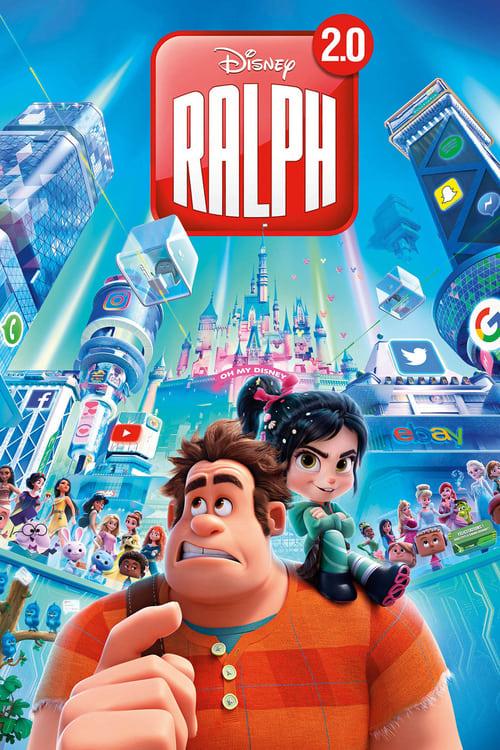 ➤ Ralph 2.0 (2018) streaming vf