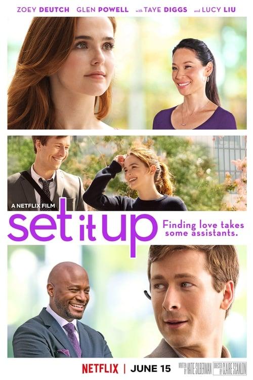 Poster von Set It Up