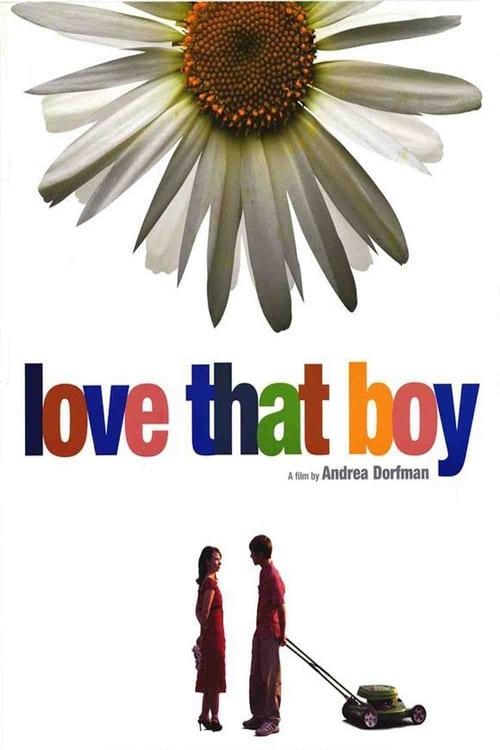 Love that Boy (2003) Poster