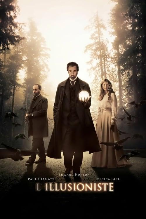The Illusionist film en streaming