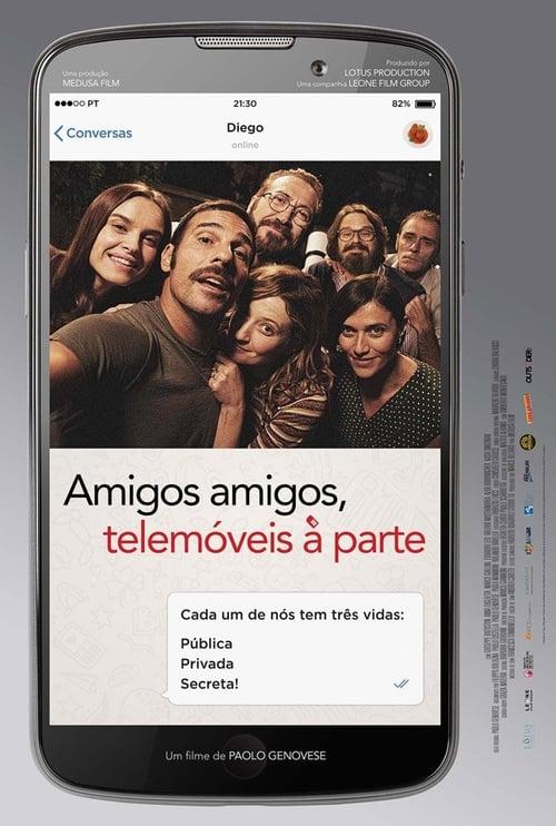 Filme PERFEITOS DESCONHECIDOS Grátis