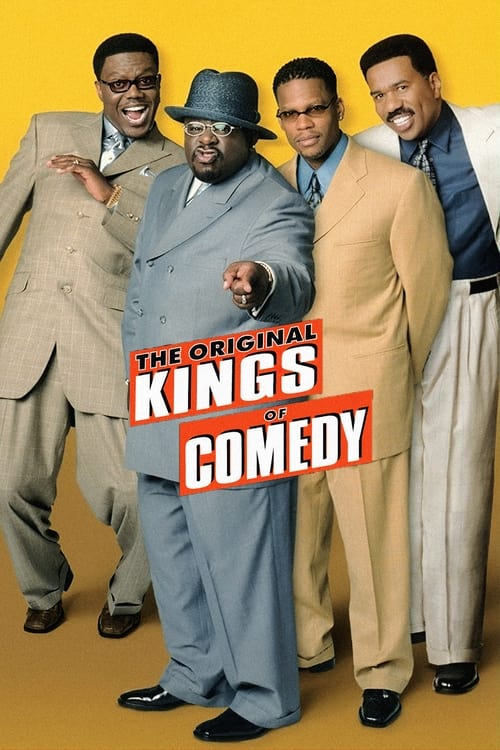 The Original Kings of Comedy film en streaming