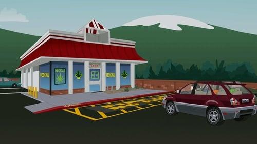 South Park - Season 14 - Episode 3: Medicinal Fried Chicken