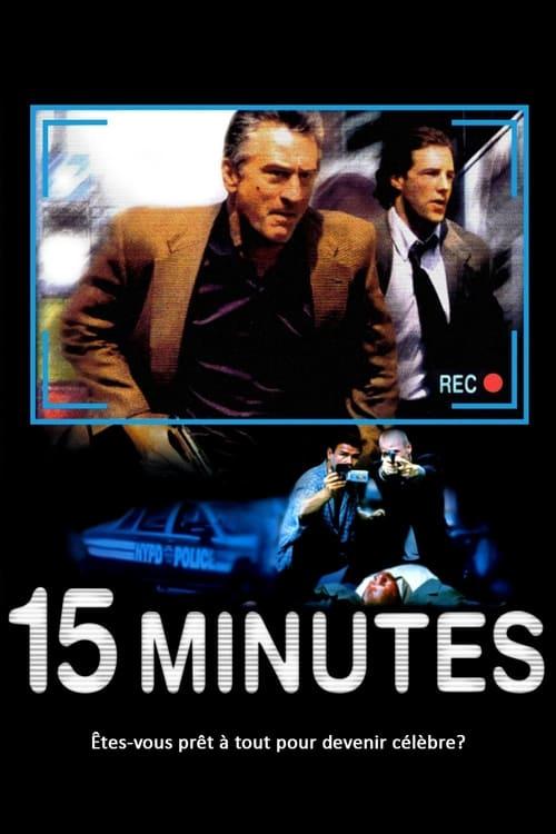 ➤ 15 Minutes (2001) streaming Disney+ HD