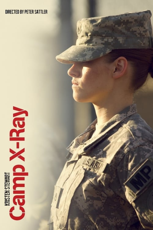 Camp X-Ray - Poster