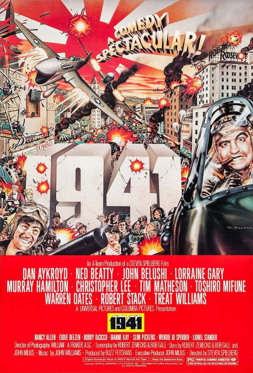 Watch 1941 (1979) Best Quality Movie