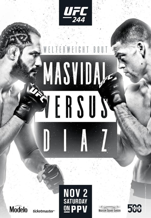 UFC 244: Masvidal vs. Diaz (2019)