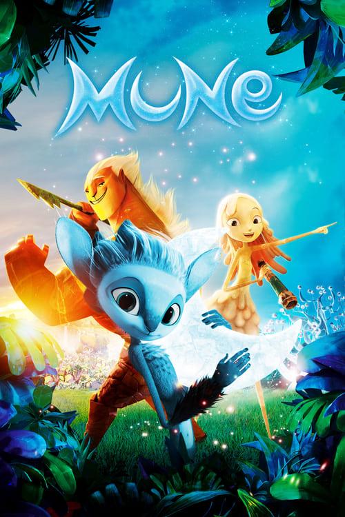 Mune, der Wächter des Mondes - Animation / 2017 / ab 6 Jahre
