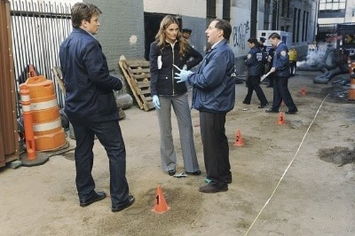 castle - Season 5 - Episode 20: The Fast and the Furriest