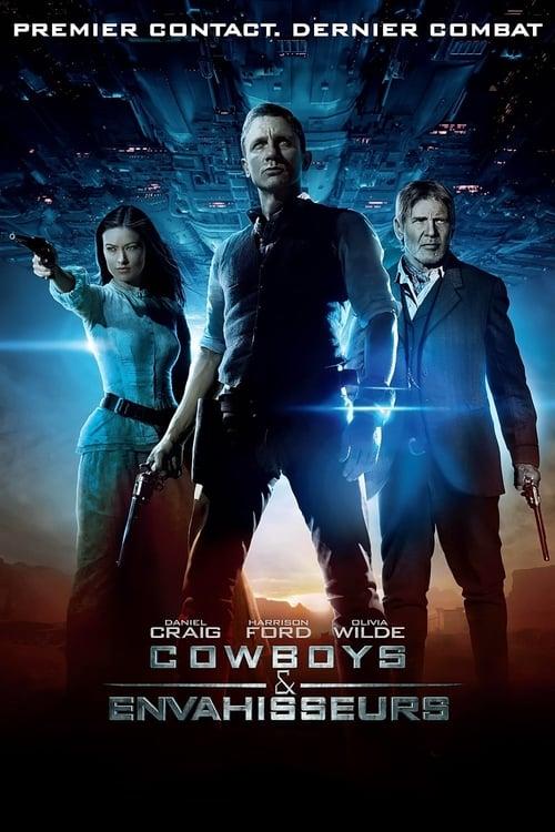 [1080p] Cowboys & envahisseurs (2011) streaming fr