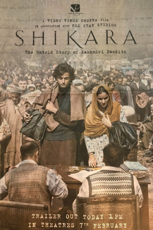 Watch Shikara (2020) Best Quality Movie