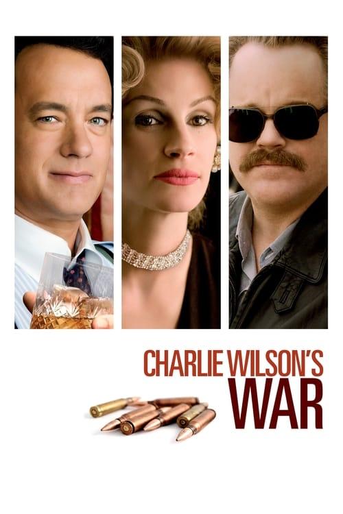 Download Charlie Wilson's War (2007) Movie Free Online