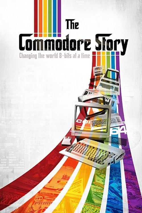 The Commodore Story poster