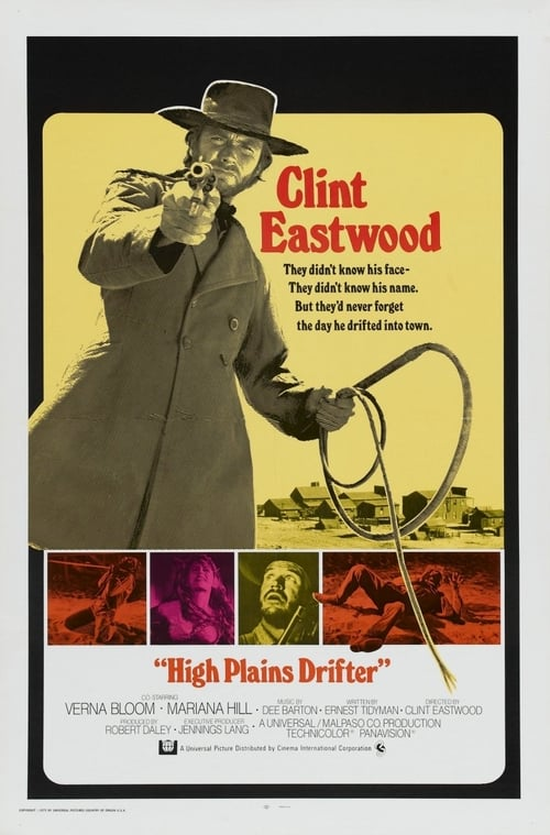 Streaming High Plains Drifter (1973) Movie Free Online