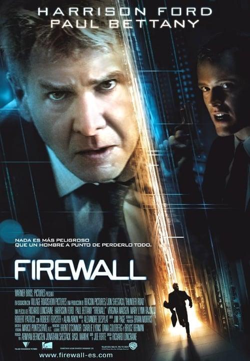 Mira La Película Firewall En Buena Calidad Hd 720p