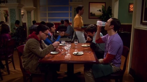 The Big Bang Theory - Season 5 - Episode 4: The Wiggly Finger Catalyst