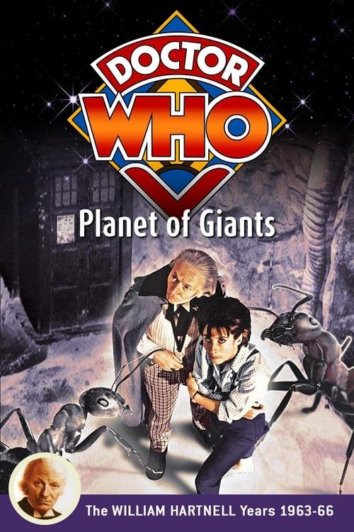 Hodinky Doctor Who: Planet of Giants Dabované V Češtině