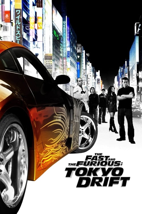 Download The Fast and the Furious: Tokyo Drift (2006) Movie Free Online