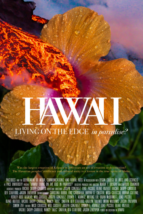 Assistir Hawaii: Living on the Edge in Paradise? Com Legendas On-Line