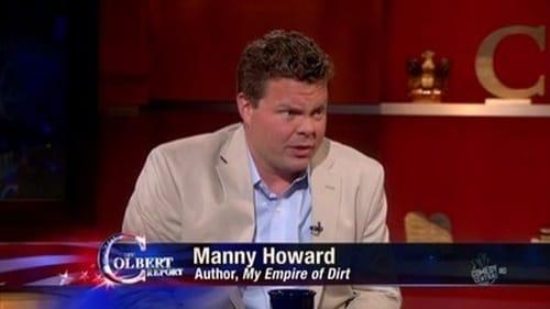 The Colbert Report 2010 Blueray: Season 6 – Episode Manny Howard