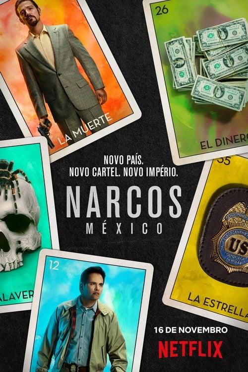 Assistir Narcos: Mexico 1ª Temporad - HD 720p Dublado Online Grátis HD
