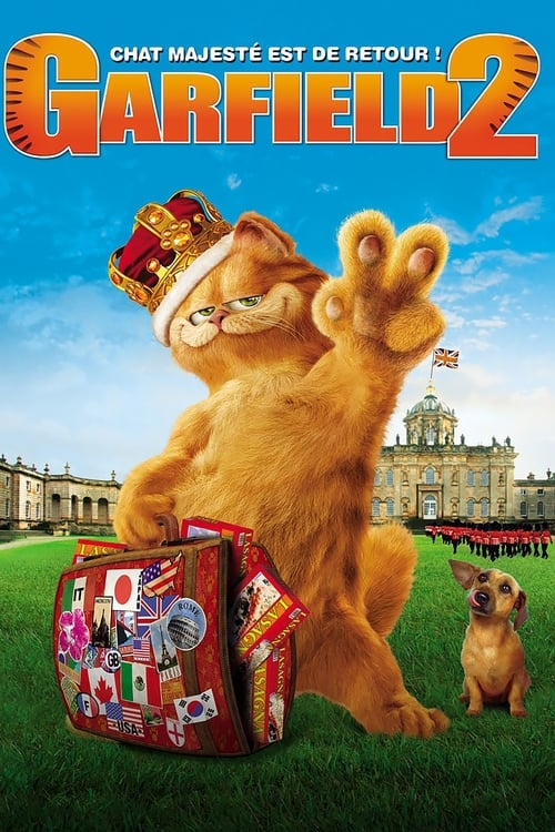 [720p] Garfield 2 (2006) streaming Amazon Prime Video