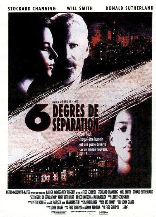 [720p] Six Degrés de Séparation (1993) Streaming HD FR