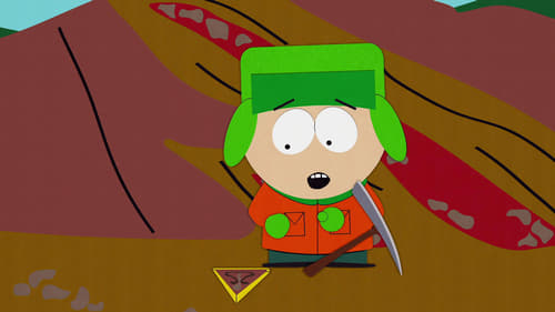South Park - Season 1 - Episode 12: Mecha-Streisand