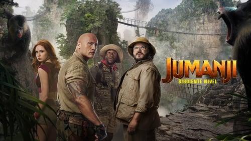 Jumanji: The Next Level -  - Azwaad Movie Database