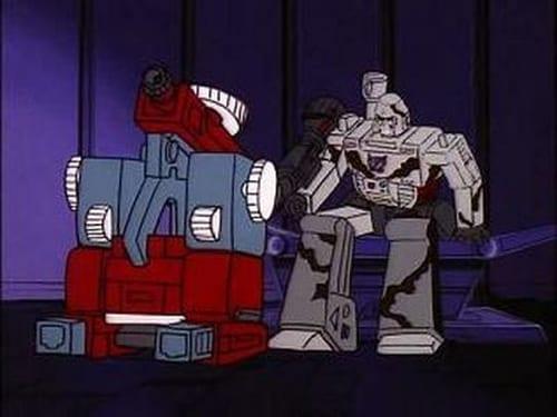The Transformers: Season 2 – Episod Cosmic Rust
