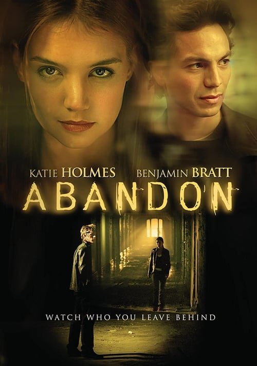 Abandon Movie Poster