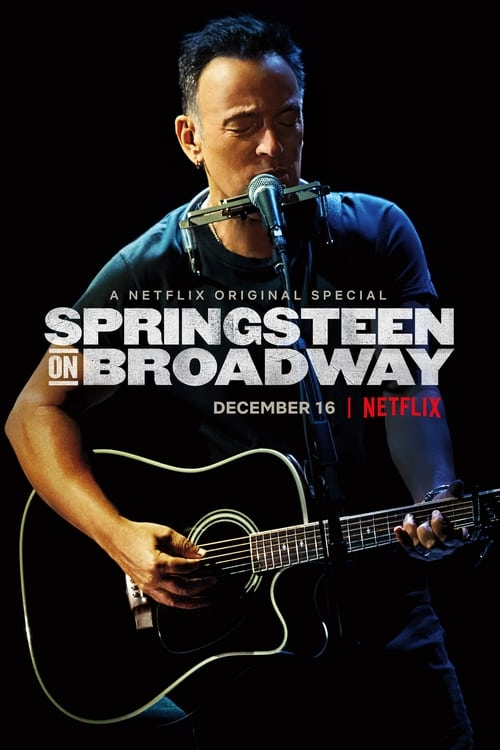 Springsteen On Broadway English Full Movie Online