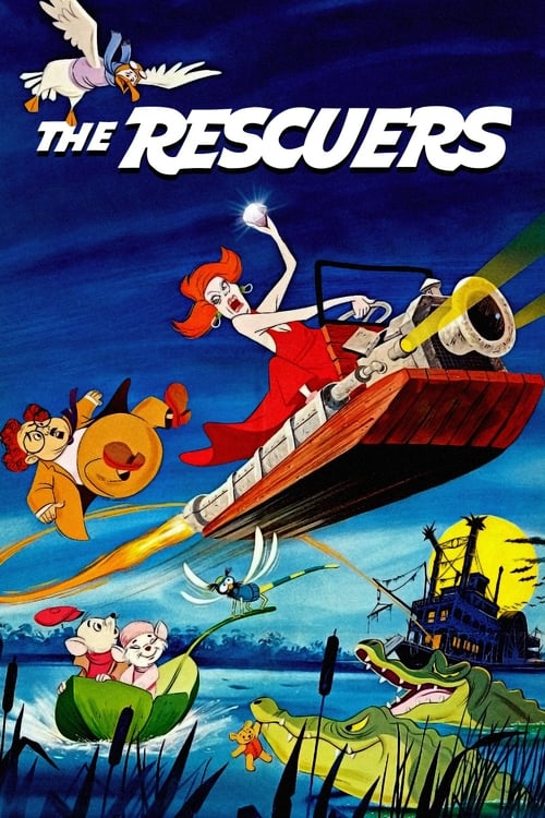 Download The Rescuers (1977) Best Quality Movie