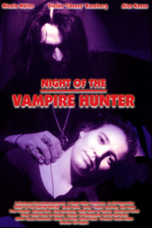 Filme Night of the Vampire Hunter Completo