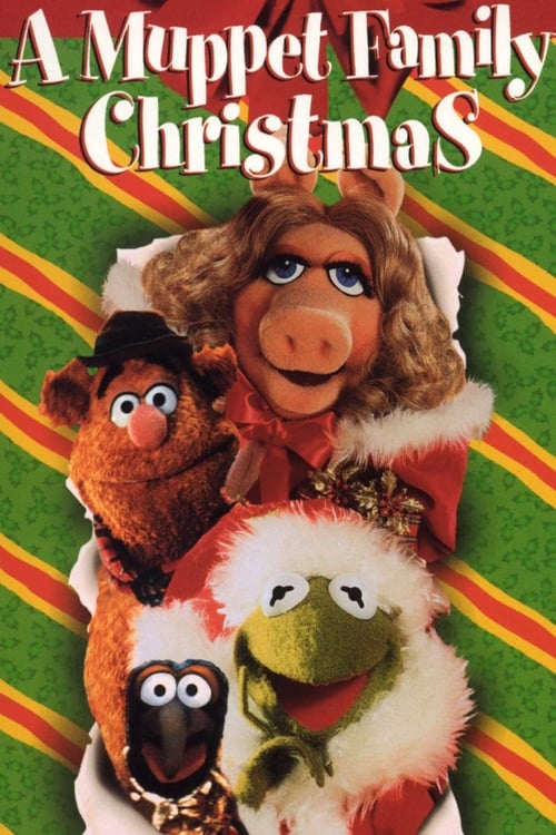 A Muppet Family Christmas (1987) Poster