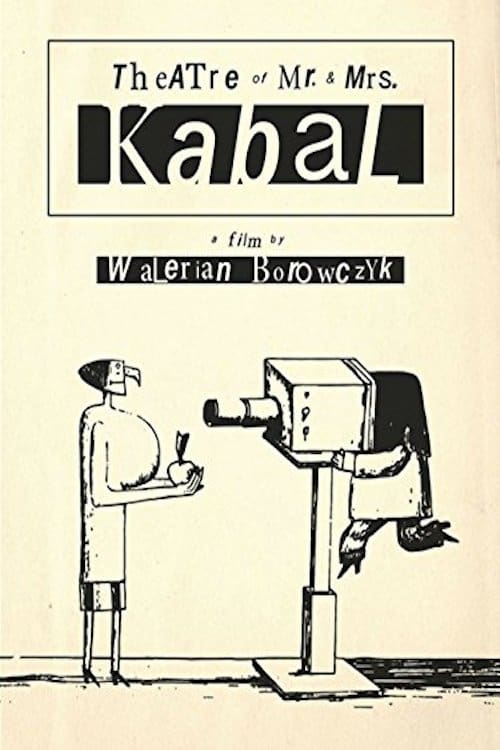 [720p] Théâtre de Monsieur & Madame Kabal (1967) streaming vf hd