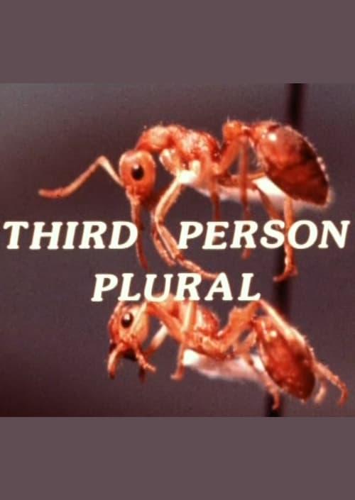 Third Person Plural (1978)