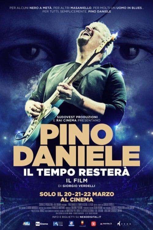 Ver pelicula Pino Daniele - Il tempo resterà Online