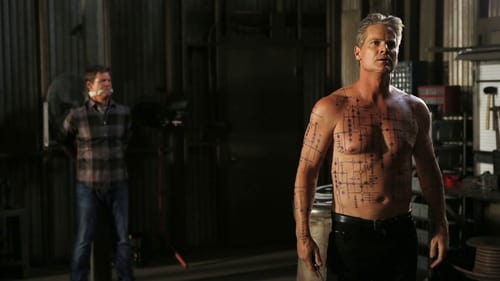 Marvel's Agents of S.H.I.E.L.D. - Season 2 - Episode 7: The Writing on the Wall