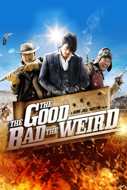 Largescale poster for The Good, The Bad, The Weird