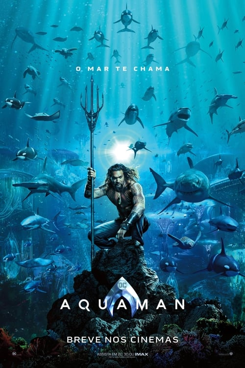 Assistir Filme Aquaman Com Legendas On-Line