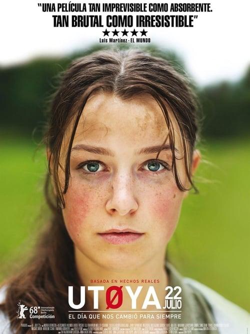Película Utoya. 22 de julio En Español