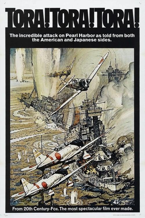 Download Tora! Tora! Tora! (1970) Movie Free Online