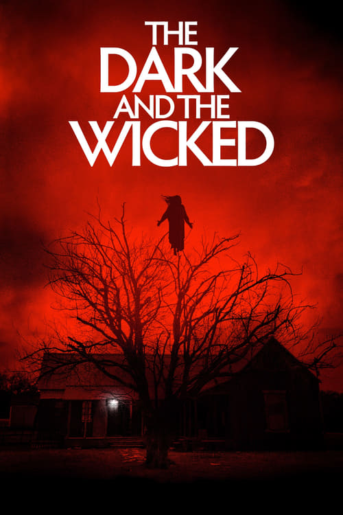 Largescale poster for The Dark and the Wicked
