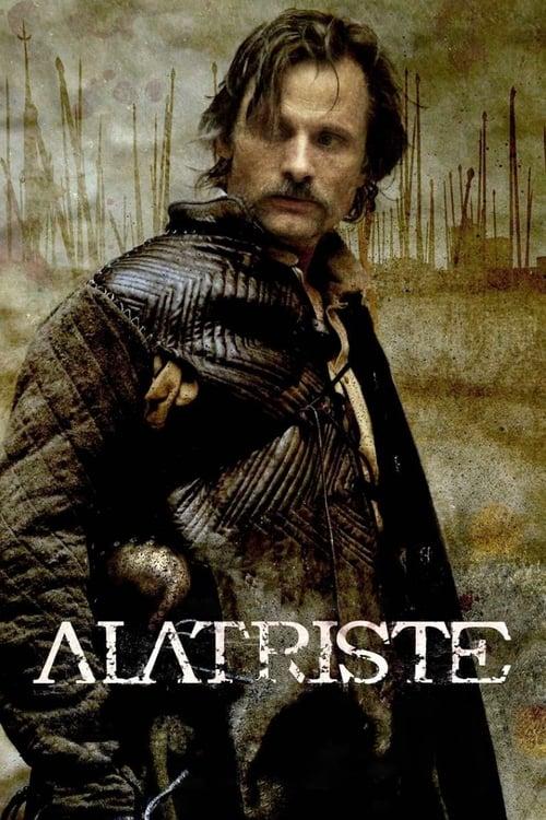 The poster of Alatriste